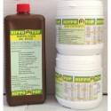 2 x 500g Bio Tonique + 1 Litre lotion de soin de peau pack dermite
